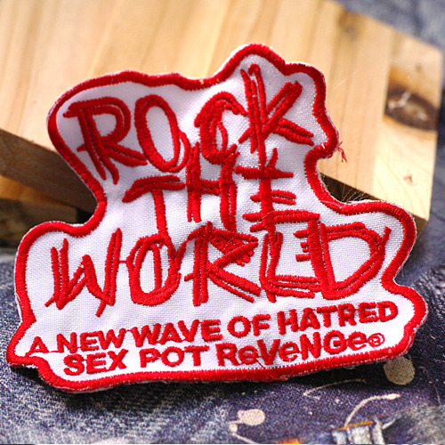 ROCK THE WORLD-와펜